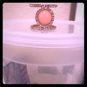 Torrid Rose-gold Ring Size 10